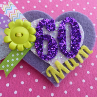 Birthday Age badge- Personalised