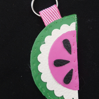 Water Melon Keyrings