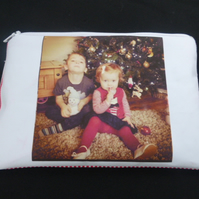 Personalised with your photo - Make up bag