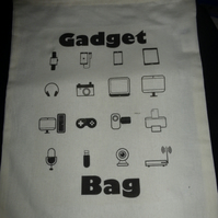 Gadget Draw string bag