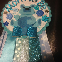 Mummy to be badge-Rosette