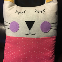 Cat Cushion - Decoration