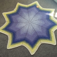 Star blanket nine point
