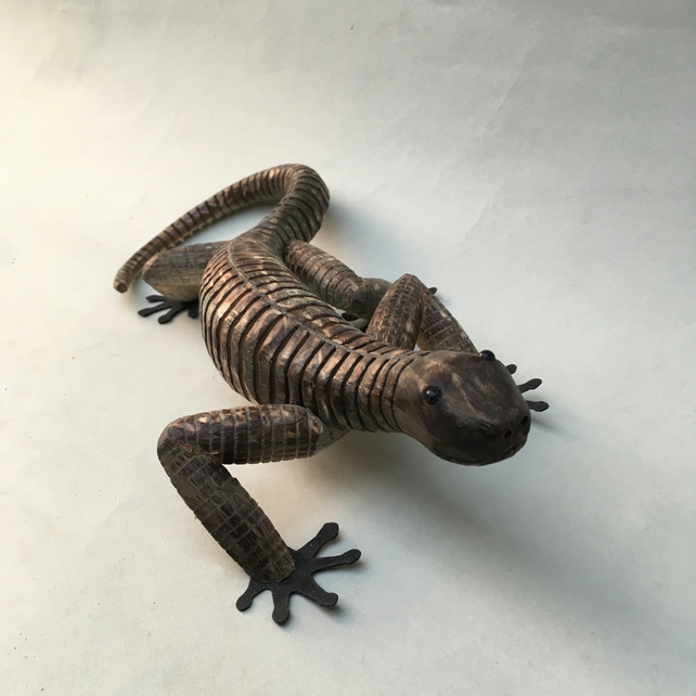 Articulated Gecko