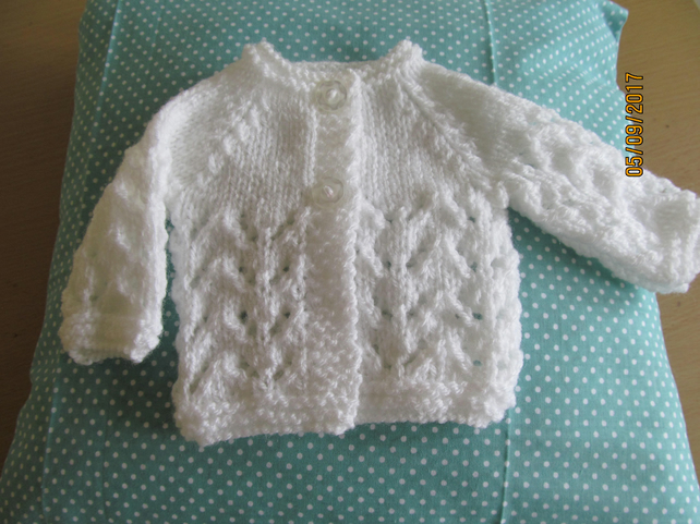 Prem baby or Dolly matinee coat 11""