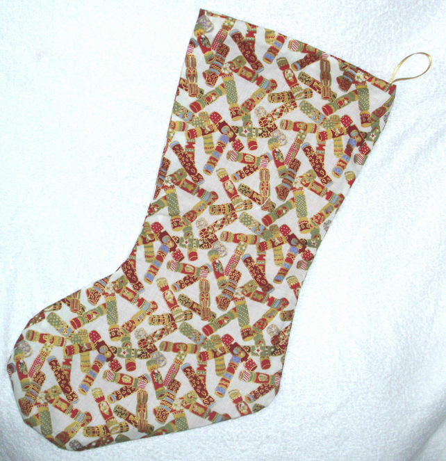 Christmas crackers Christmas stocking