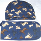 Labradors tea cosy and oven glove set