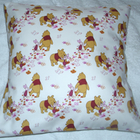 Winnie the Pooh and Piglet cushion