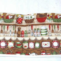 Kitchen Dresser Oven Gloves
