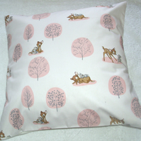 Bambi and Thumper cushion