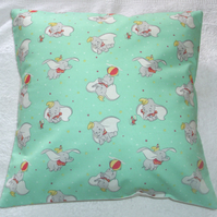Dumbo the flying elephant cushion
