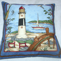 On the Seashore cushion