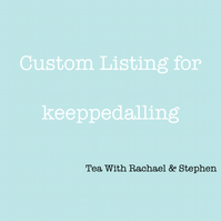 Custom Listing for Keeppedalling
