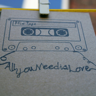 All You Need Is Love Mix Tape