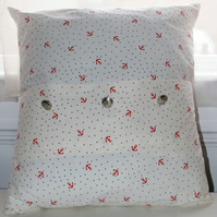 Anchor Cushion Cover