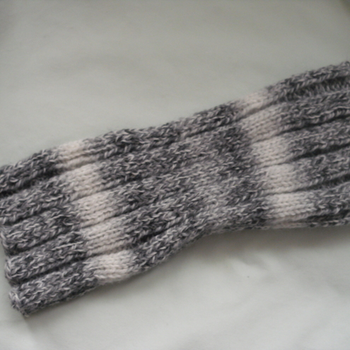 Greyhound - Whippet knitted Snood - Neckwarmer