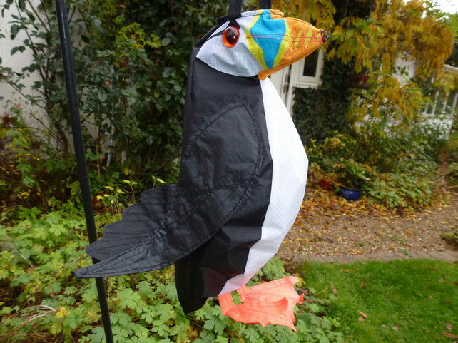 Puffin Windsock