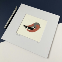 Chaffinch Original Papercut