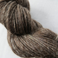 Natural creations - hand spun, wensleydale and silk.