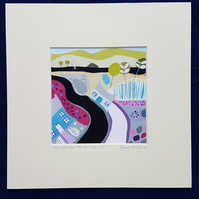"Print ""The Crinan Canal for Me """