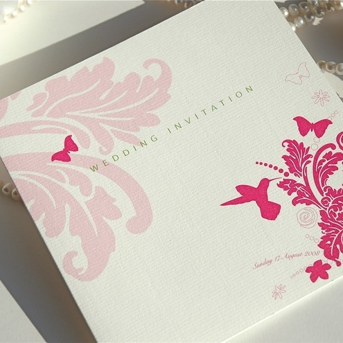Bespoke Wedding Stationery & Special Occasions prices from