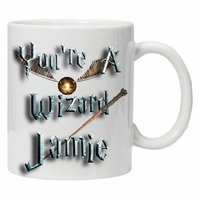 Harry Potter inspired personlised mug