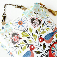 Folky Hanging Cosmetic Bag