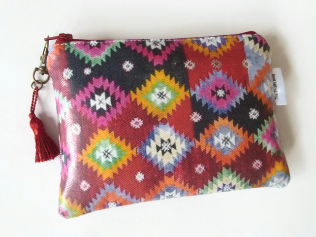 Kilim Wallet Phone Purse
