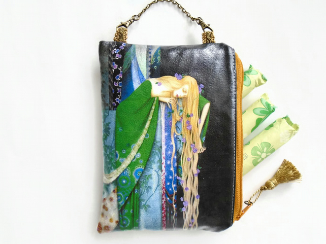 Waterproof Fairytale Hanging Wallet