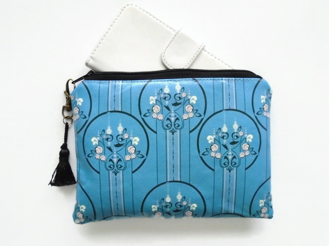 Art Deco Wallet, Purse,Sleeve