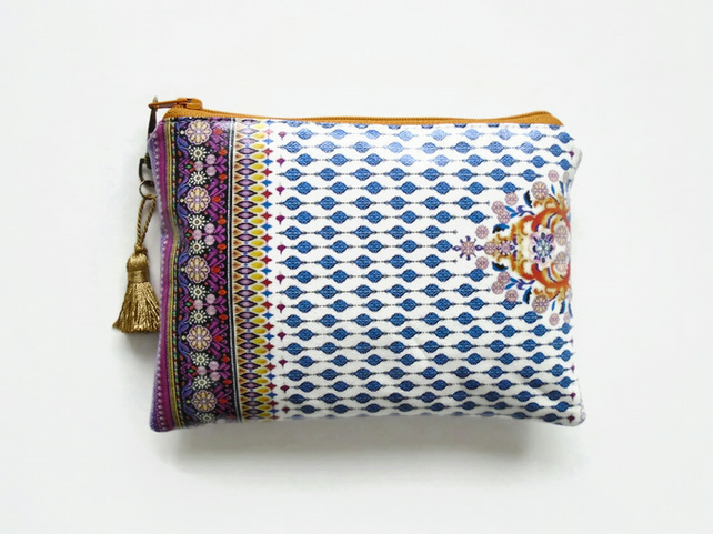 Ethnic Inspired Ladies Clutch purse wallet