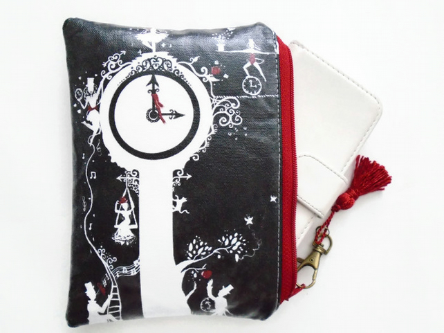 Circus Wallet, Purse, Bag, Pouch