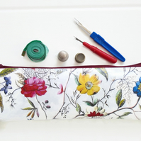 pencil case, brush case, hook storage.