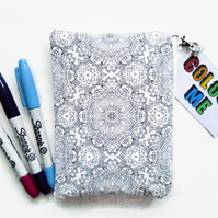 Colour-In Ladies Wallet