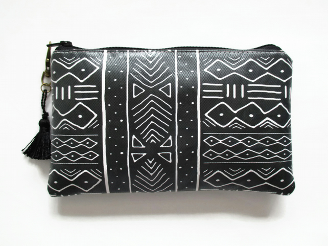 Waterproof Mudcloth Purse