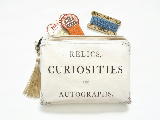 Waterproof Curiosities  Wallet Phone Purse