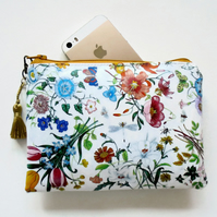 Waterproof fresh crisp floral Wallet