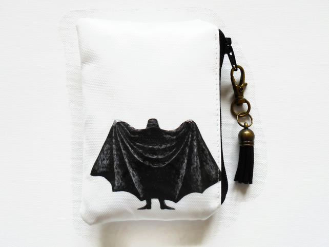 Edward Gorey, Dracula, Waterproof credit card wallet.