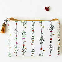 Pvc Free Vinyl Wallets,Vegan leather wallet,waterproof coin purse,botanical