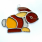 Stained Glass Rabbit Suncathcer - Handmade Hanging Decoration