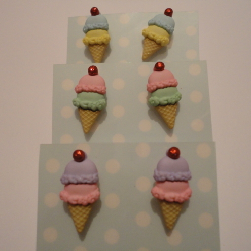ice cream earrings 10