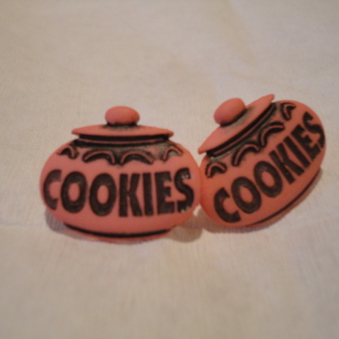 Cookie Jar Ear Rings
