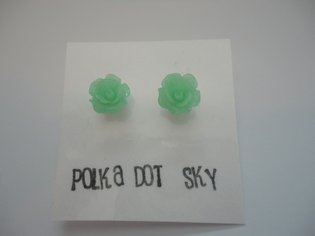 Rose Earrings 13