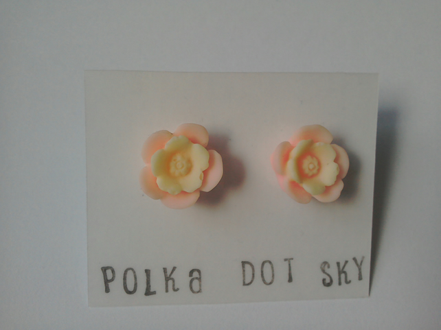 Flower Earrings 4