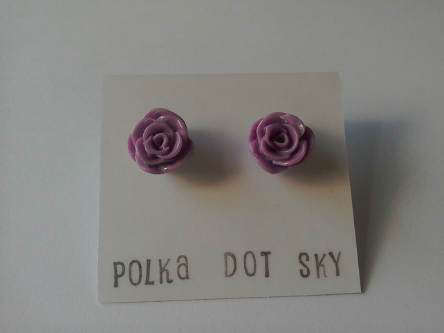 Flower Earrings 11