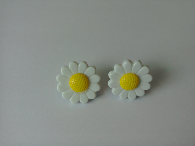 Daisy Earrings 2