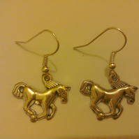 Horse Hook Earrings