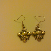 Insect Hook Earrings