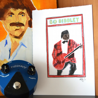 Bo Diddley: One