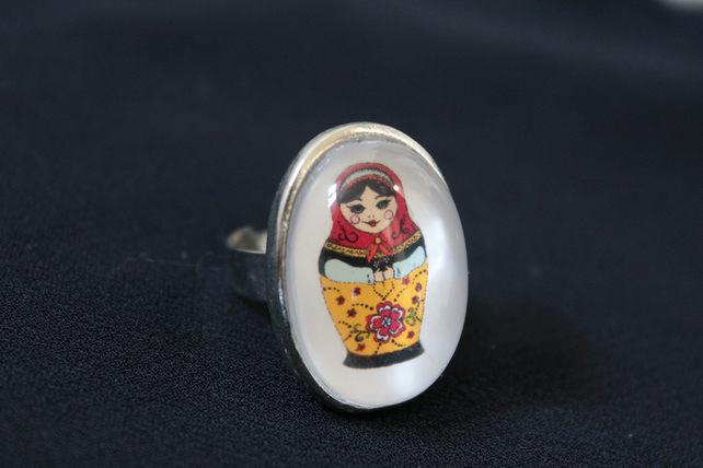 Russian Doll Ring